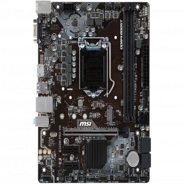 Msi B360m Pro-vh Lga 1151 (300 Series) Intel B360 Hdmi Sata 6gb/s Micro Atx Intel Motherboard