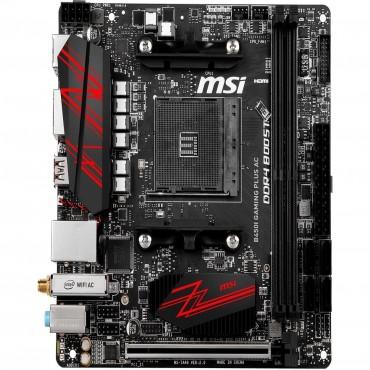 Msi Amd B450 Am4 Itx Gaming Motherboard 2xddr4 1x Pci-e X 16 Hdmi Display Port 1x M.2 Intel Wifi