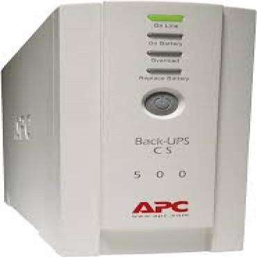 Apc Back-ups Cs 300watts/ 500va Usb Support Bk500ei*
