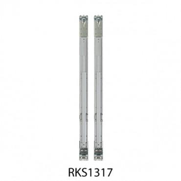 Synology Rks1317 Sliding Rail Kit For 1u 2u And 3u Nas Systems Rs2416 Rs2418+ Rs816 Rks1317