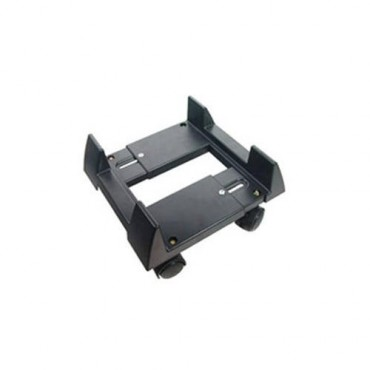 Brateck Mobile Cpu Holder Black Xc-1