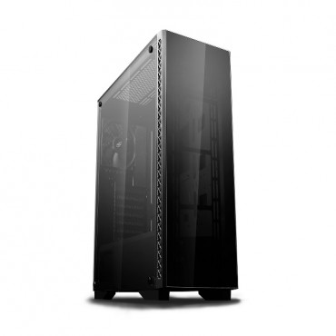 Deepcool Matrexx 50 Minimalistic Mid-Tower Case Supports E-Atx Mb Full-Sized Tempered Glass Matrexx 50