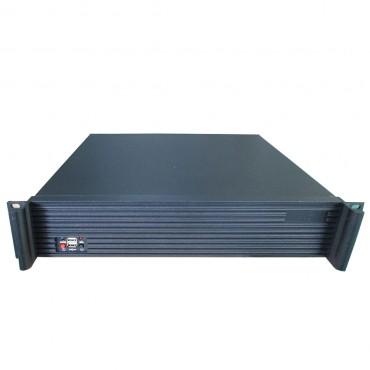"""TGC Rack Mountable Server Chassis 2U With 6 3.5"""" Bays 400Mm Deep Tgc-2400"""