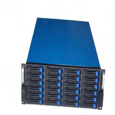 TGC Rack Mountable Server Chassis 4U 24-Bays Hotswap 680mm Depth 4824