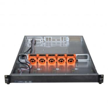Tgc Rack Mountable Server Chassis 1U 650Mm Depth - No Psu H1-650