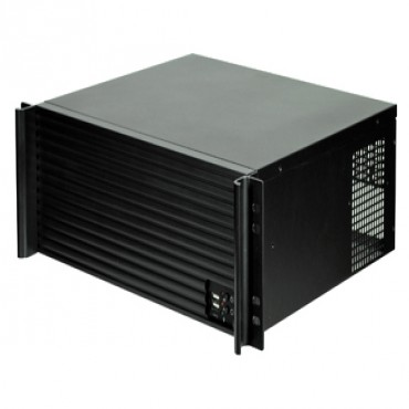 "TGC Rack Mountable3U Short Depth Chassis With Aluminium Louver Front Up To 9 X 3.5"" Hdd Tgc-3380"