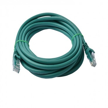 8Ware Cat 6A Utp Ethernet Cable Snagless - 7M Green Ls Pl6A-7Grn