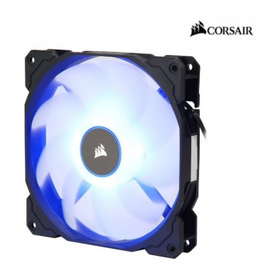Corsair Air Flow 140Mm Fan Low Noise Edition / Blue Led 3 Pin - Hydraulic Bearing 1.43Mm H2O. Superior