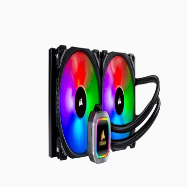 Corsair Hydro Series H115I 280Mm Rgb Platinum Liquid Cpu Cooler. 5 Years Warranty Cw-9060038-Ww