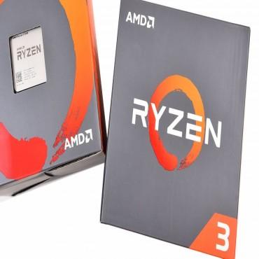 Amd Ryzen 3 2200g 4 Core Am4 Cpu 3.7ghz 6mb 65w W/ Wraith Stealth Cooler Fan Rx Vega Graphics