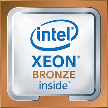 Intel Xeon Bronze 3106 Processor 11m Cache 1.70 Ghz 8 Cores 8 Threads 85w Lga3647 Boxed 3 Year