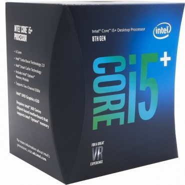 Intel Core I5-8500+optane 3.0ghz S1151 Coffee Lake 8th Generation Boxed + Optane 16gb 3 Years