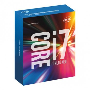 Intel Core i7 6900K 3.2GHz Broadwell-E 8-Core LGA2011-3 140W Desktop Processor Boxed. CPU cooler