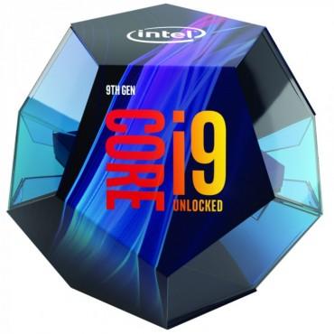 Intel Core I9-9900K 3.6Ghz No Fan Unlocked S1151 Coffee Lake 9Th Generation Boxed 3 Years Warranty