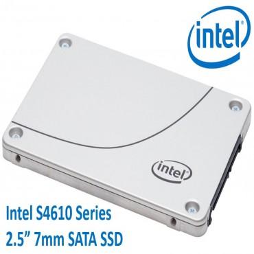 """Intel Dc S4610 2.5"""" 1.92Tb Ssd Sata3 6Gbps - SSDSC2KG019T801"""