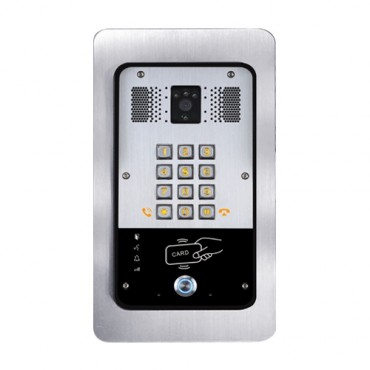 Fanvil I31S Outdoor Video Door Phone - Hd Camera Rfid + Pin Access Control Outdoor Rated Ip65 + Ik10 (Gds3710) I31S