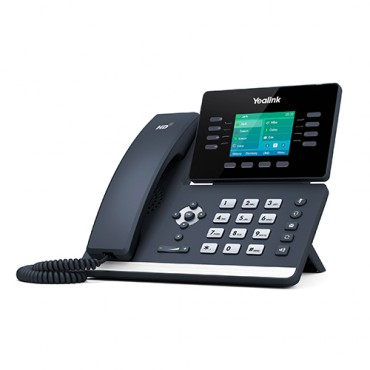 "Yealink T52S 16 Line IP HD Phone 2.8"" 320 x 240 colour screen HD voice Dual Gig Ports Built in"