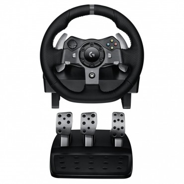 Logitech G920 Driving Force Racing Wheel for XBOX/ PC Dual-Motor Force Feedback 941-000126