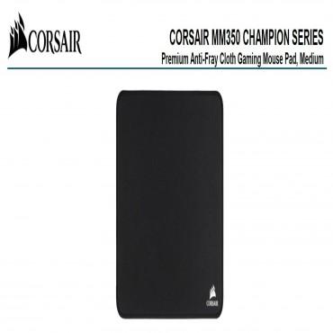 Corsair Mm350 Champion Series Medium Anti-Fray Cloth Gaming Mouse Pad. CH-9413520-WW