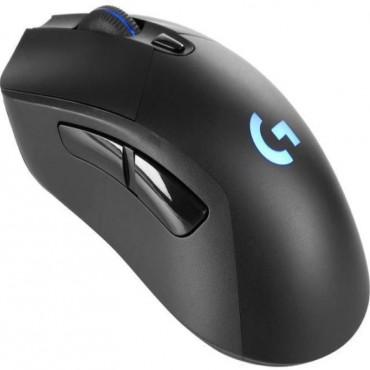Logitech G703 Lightspeed USB Wireless Gaming Mouse 2.4GHz 1ms 12000 DPI 6 Buttons Programmable RGB