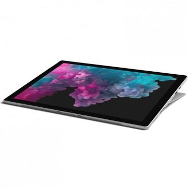 """Microsoft Surface Pro 6 - Platinum Intel I5-8250U 8Gb Ram 256Gb Ssd 12.3"""" Qhd Wifi Bt Windows 10 Home 1 Year Warranty- Retail Kjt-00007"""