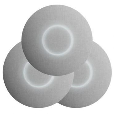 Ubiquiti Unifi Nanohd Skin Casing - Fabric Design - 3-Pack Nhd-Cover-Fabric-3