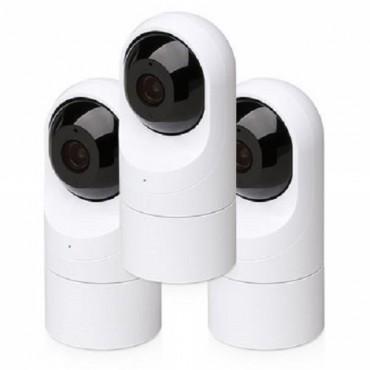 Ubiquiti Camera Unifi Video G3-Flex Camera 3 Pack Uvc-G3-Flex-3