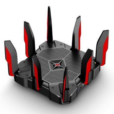 Tp-link Archer C5400x Ac5400 5400mbps Wireless Tri-band Mu-mimo Gigabit Gaming Router 2x2167mbps@5ghz