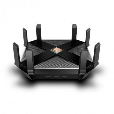 Tp-Link Archer Ax6000 Next-Gen Wi-Fi Router 802.11Ax 4 804Mbps (5Ghz) And 1 148Mbps (2.4Ghz) 1X