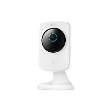 TP-Link NC260 WiFi Day/ Night IP Cloud Camera 300Mbps Wireless 1MP 2.8mm Lens 113 View 30fps Built-in