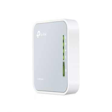 TP-Link TL-WR902AC AC750 750Mbps Dual Band WiFi Wireless Travel Router 5GHz@433Mbps 2.4GHz@300Mbps