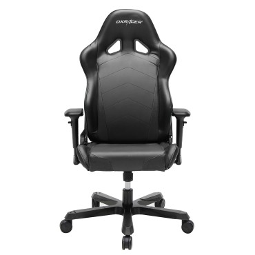 Dxracer Tank Ts29 Gaming Chair Black - Sparco Style Neck/Lumbar Wide Seating Support/Maximum Load 220Kg/Universal Gaming Padded Seat Oh/Ts29/N