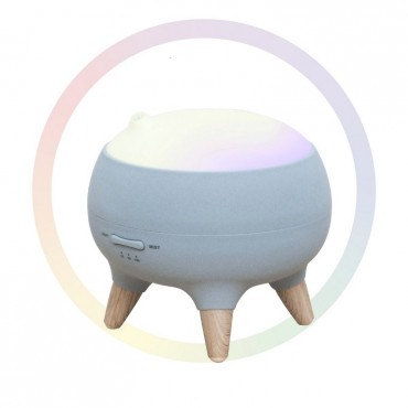 Mbeat Activiva Aroma Diffuser With Rgb Color Changing Led Aca-Led-U21