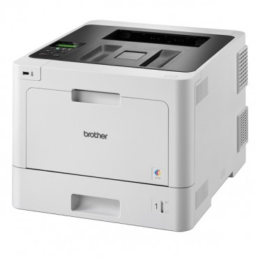 Brother Hl-L8260Cdw Colour Laser Printer 31Ppm Duplex Wireless Network 300 Sheet Paper Input Hl-L8260Cdw