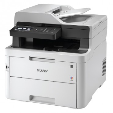 Brother Mfc-l3770cdw Wireless Networkable Colour Laser Mfc 24 Ppm With 250 Sheet Capcity. Led