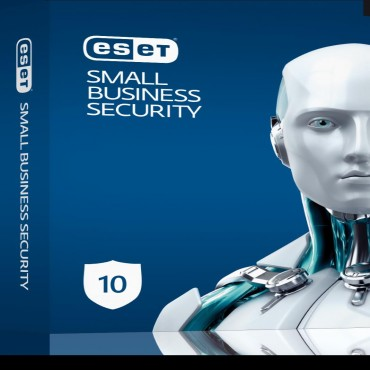 Eset Small Business Pack 10-10 Endpoints 10 Android Devices 1 File Server 15 Mailboxes 1Y Esd Keys Only Av-Essbp10-1Y