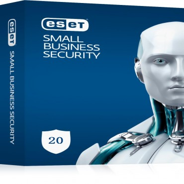 Eset Small Business Pack 20-20 Endpoints 20 Android Devices 2 File Servers 25 Mailboxes 1Y Esd Keys Only Av-Essbp20-1Y