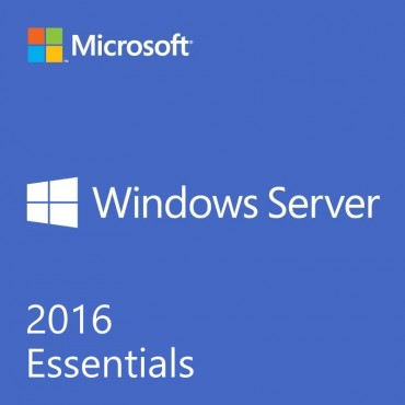 Microsoft Windows Server Essentials 2016 64Bit English 1Pk Dsp Oei Dvd 1-2Cpu G3S-01045