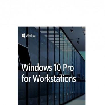Microsoft Windows 10 Pro For Workstation 64bit Only Server Grade Data Protection Advanced Performance