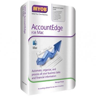 MYOB AccountEdge Pro RETAIL MAC PLATFORM MEFUL-RET-AU