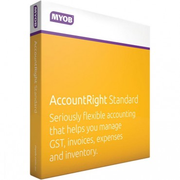 MYOB Account Right Standard MAFUL-RET-AU