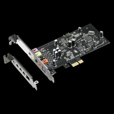 Asus Xonar Se 5.1 Pcie Gaming Sound Card 192Khz/ 24-Bit Hi-Res Audio 116Db Snr Xonar Se