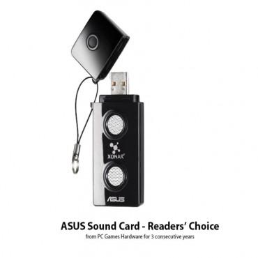 ASUS XONAR-U3 USB Sound Card ASUS XONAR-U3