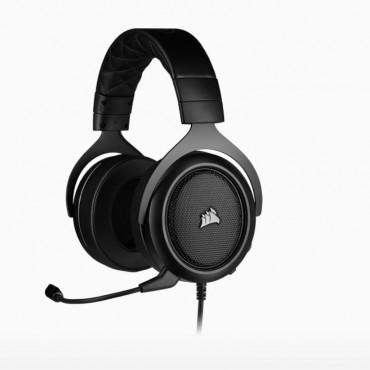Corsair Hs50 Pro Carbon Stereo Gaming Headset Ca-9011215-Ap