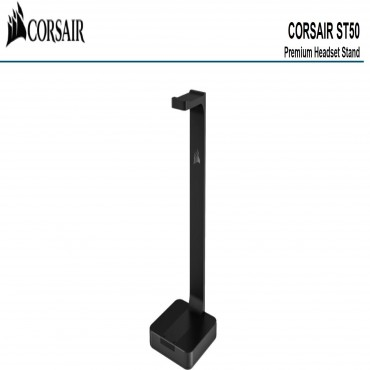 Corsair Gaming St50 - Headset Stand Durable Anodized Aluminium Built To Withstand The Test Of Time Ca-9011221-Ap