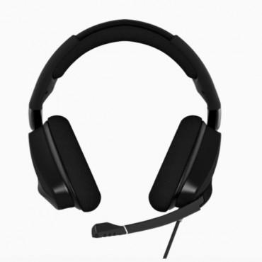Corsair Void Elite Carbon Black Usb Wired Premium Gaming Headset With Dolby Headphone 7.1 Audio Ca-9011203-Ap