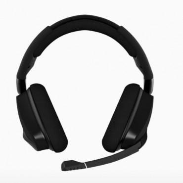 Corsair Void Elite Carbon Black Usb Wireless Premium Gaming Headset With Dolby Headphone 7.1 Audio Ca-9011201-Ap