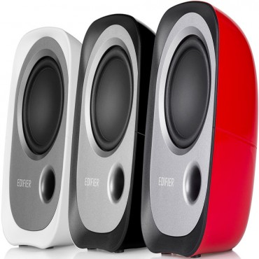Edifier R12U 2.0 Usb Multimedia Speakers Black R12U-Bk