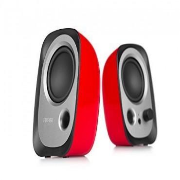 Edifier R12u 2.0 Usb Multimedia Speakers Red R12u-rd