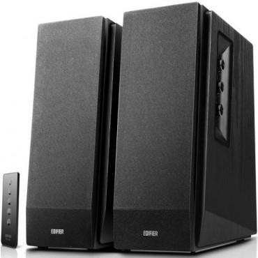 Edifier R1700Bt - 2.0 Lifestyle Bookshelf Bluetooth Studio Speakers Black R1700Bt.Black